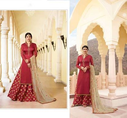 Original Indian Vinay Party Wear - Fortune 7535