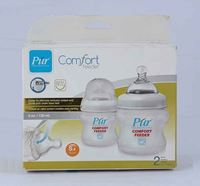Pur Wide Mouth Comfort Feeder 5 oz/130 ml (1303 2pc)