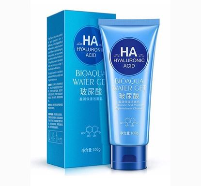 BIOAQUA Water Get Hyaluronic Acid Cleanser – 100gm