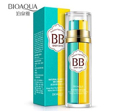 BIOAQUA Baby Skin Natural Flawless BB Cream