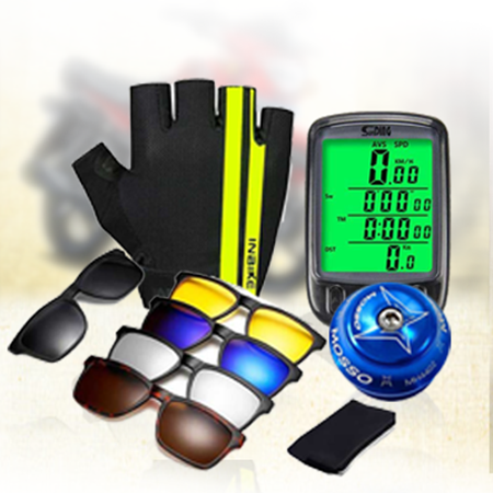 Picture for category Cycle & Bike Accessories