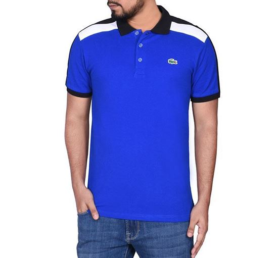 iNFINITY Colorful Polo T-shirt for Men - 6001810053