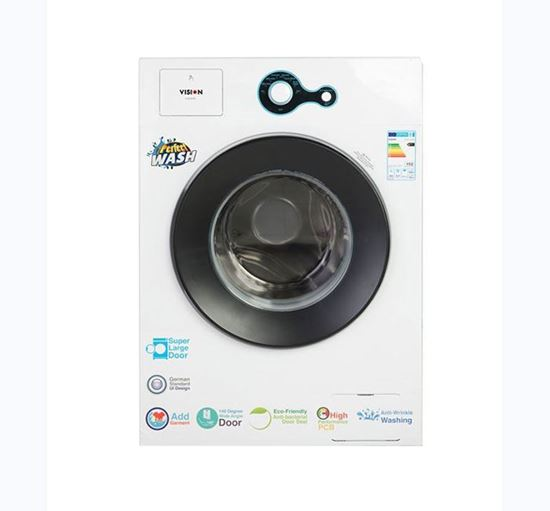Vision Front Loading Washing Machine 6kg - 823625