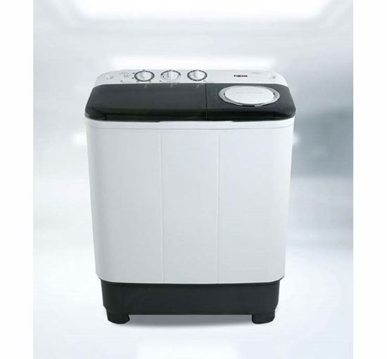 Vision Twin Tub Washing Machine 7kg - E08 (823471)