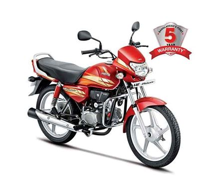 Hero HF Deluxe Kick 100 CC Motorcycle