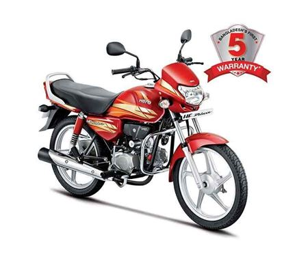 Hero HF Deluxe Self 100 CC Motorcycle