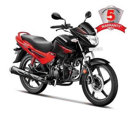 Picture of Hero Glamour 125 CC Motorcycle (SD)-863