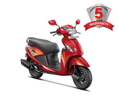 Picture of Hero Pleasure 102 CC Scooter-863