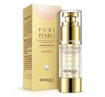 Bioaqua Pure Pearls Anti-Aging Essence Face Serum - 35ml