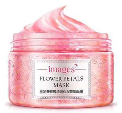 Images Flower Petals Sleeping Mask - 120gm