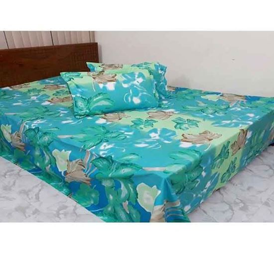 3 Pieces Accessories Bed Sheet – BS 190