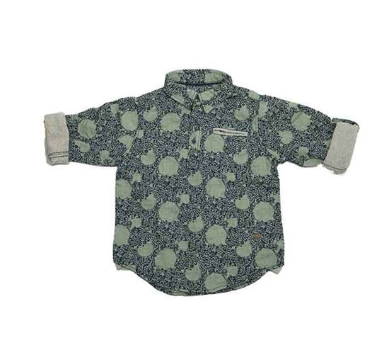 Colorful Cotton Shirt for Boys (624761411-13)