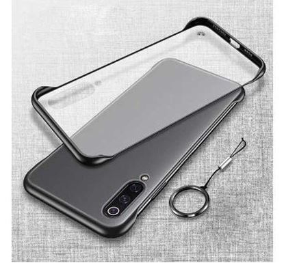 Frameless Case for Xioami Mi A3 with Ring