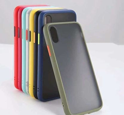 Anti-knock Armor Case for iPhone X