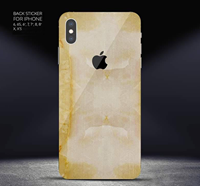 Mobile Back Sticker for iPhone - DB118