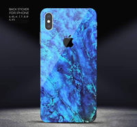 Mobile Back Sticker for iPhone - DB117
