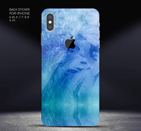 Mobile Back Sticker for iPhone - DB116