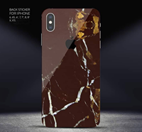 Mobile Back Sticker for iPhone - DB113