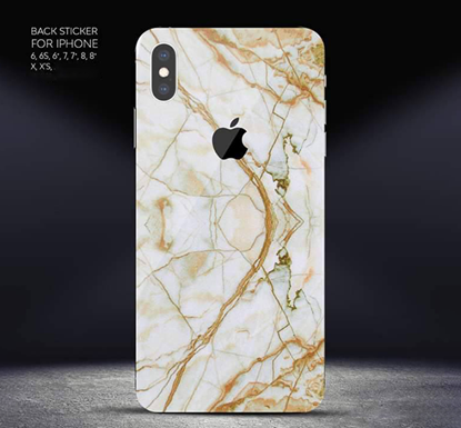 Mobile Back Sticker for iPhone - DB121