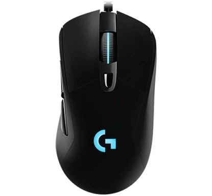 Logitech G403 Optical Gaming Corded Mouse
