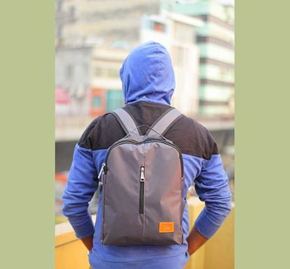 Picture of Fashionable Backpack LX031 - Ash