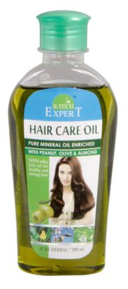 Picture of B.TECH Expert Essential Hair Care Oil 200 ML- BTES 04