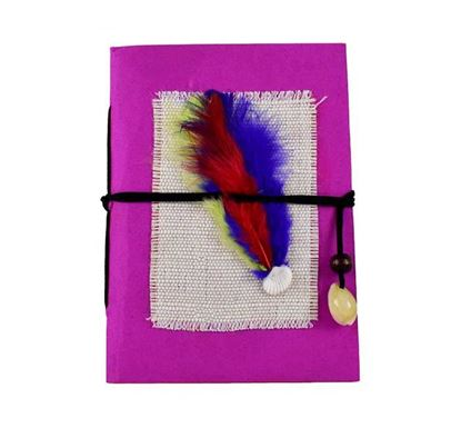 Feather Pocket Notebook - A&C 001