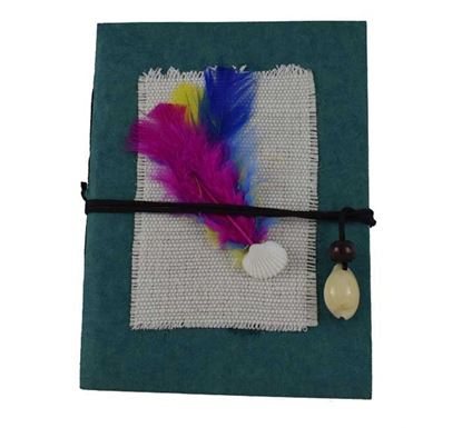 Feather Pocket Notebook - A&C 006