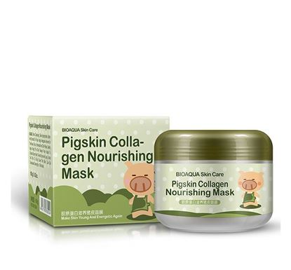 BIOAQUA Skin Care Pigskin Collagen Nourishing Mask
