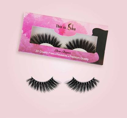 This is She Show Stopper Eyelash - Synthetic