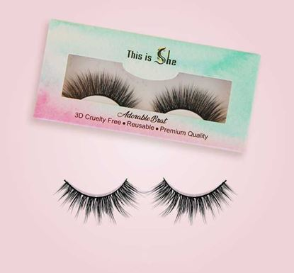 This is She Adorable Brat Eyelash - Synthetic