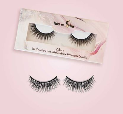This is She Grace Eyelash - Synthetic