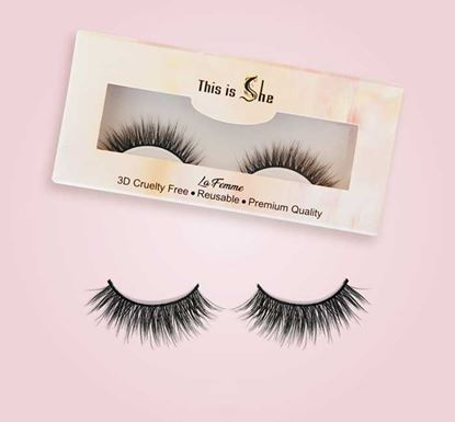 This is She La Femme Eyelash - Synthetic