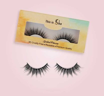 This is She Spoiled Princess Eyelash - Synthetic