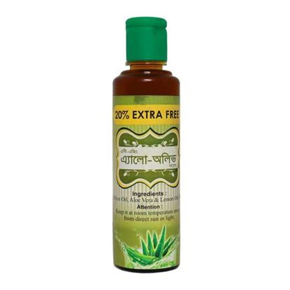 Picture of Aloe Olive Oil 120ml