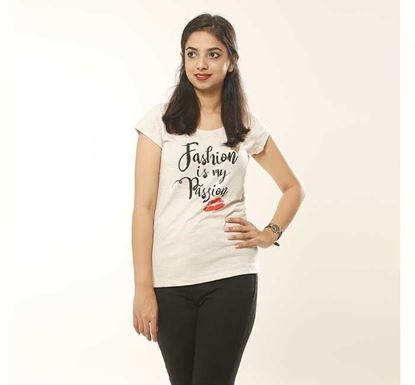 Fashion Is My Passion T-shirt for Women - VT02
