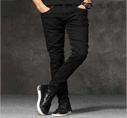 Stretchable Jeans Pant for Men - TAL103
