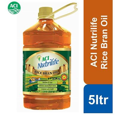 ACI Nutrilife Rice Bran Oil 5 Liter