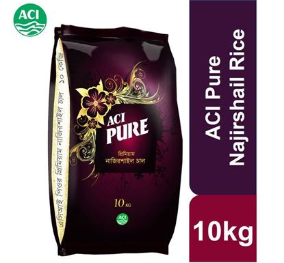 ACI Pure Najirshail Rice 10 kg