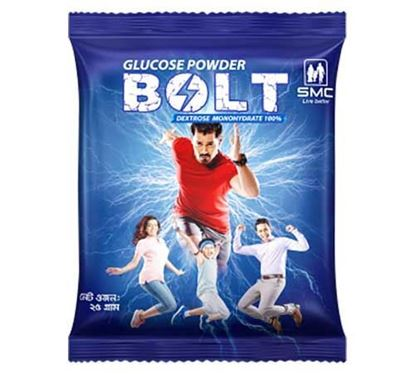SMC BOLT Glucose Powder 25gm