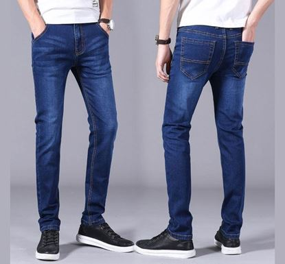 Stretchable Jeans Pant for Men ZH 19