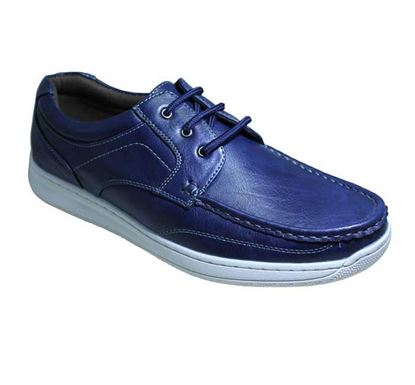 Casual Artificial Leather Shoe for Men - 208519862