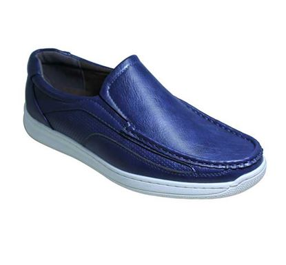Casual Artificial Leather Shoe for Men - 208519861