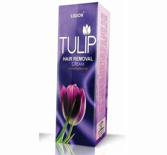 LIGION Tulip Hair Removal Cream (For Unwanted Hair) 30gm