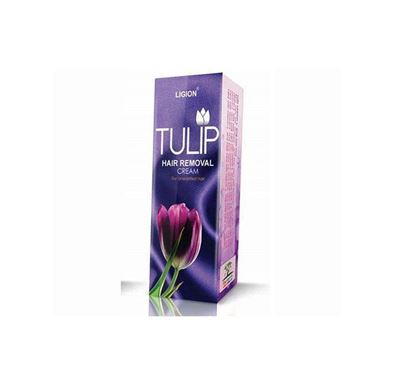 LIGION Tulip Hair Removal Cream (For Unwanted Hair) 15gm
