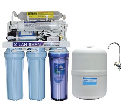 Lan Shan 6 Stages (A Series) Mineral RO Purifier (LSRO-101-M)