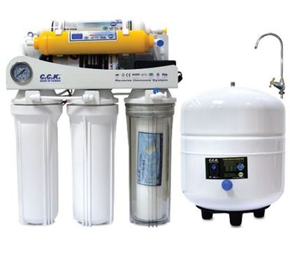 CCK 6 Stages Mineral RO Water Purifier (QM-86)
