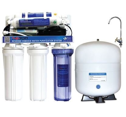 Heron 7 Stages Gold RO Water Purifier (GRO-075)