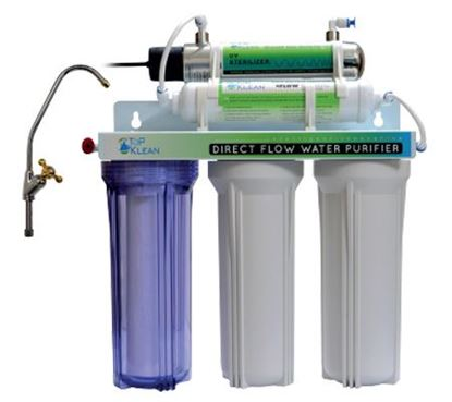 Top Klean 5 Stages UV Water Purifier (TPWP-UV-505)