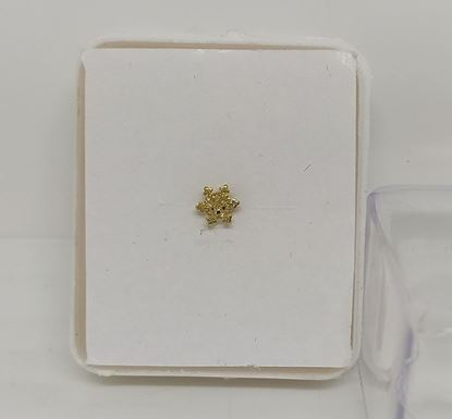 Gold Plated Nose Pin TR-967